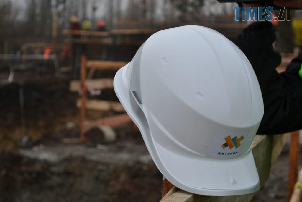 DSC 0027 1 1024x683 - КП «Житомирводоканал» похвалився будівництвом нових очисних каналізаційних споруд (ФОТО)
