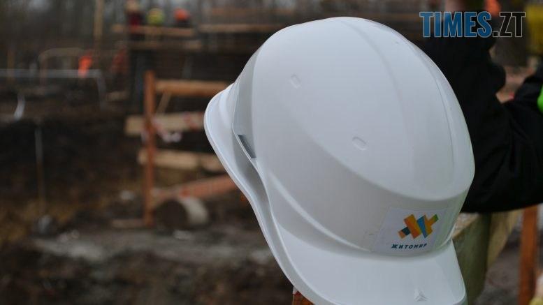 DSC 0027 1 777x437 - КП «Житомирводоканал» похвалився будівництвом нових очисних каналізаційних споруд (ФОТО)