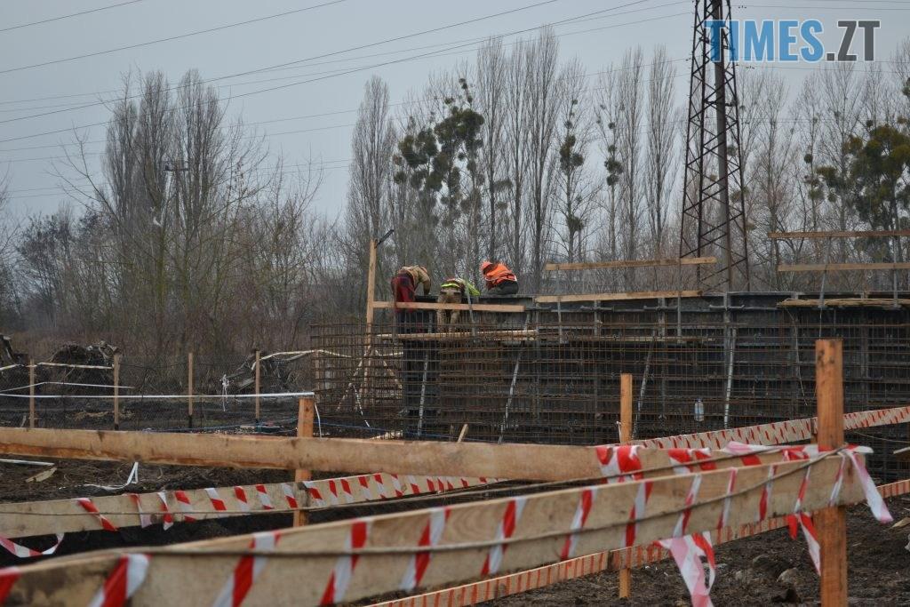 DSC 0030 1024x683 - КП «Житомирводоканал» похвалився будівництвом нових очисних каналізаційних споруд (ФОТО)