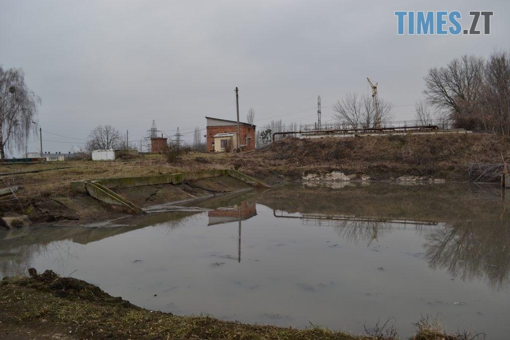 DSC 0044 1024x683 - КП «Житомирводоканал» похвалився будівництвом нових очисних каналізаційних споруд (ФОТО)