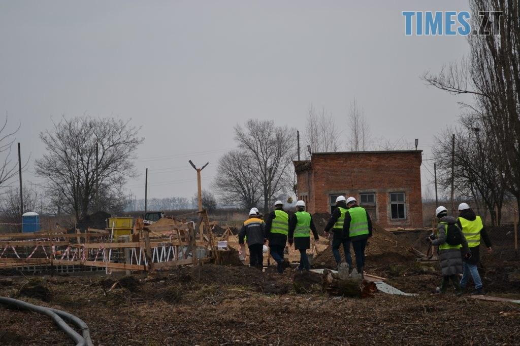 DSC 0045 1 1024x683 - КП «Житомирводоканал» похвалився будівництвом нових очисних каналізаційних споруд (ФОТО)