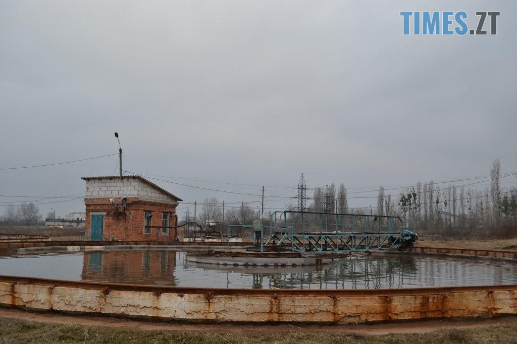 DSC 0053 1 1024x683 - КП «Житомирводоканал» похвалився будівництвом нових очисних каналізаційних споруд (ФОТО)