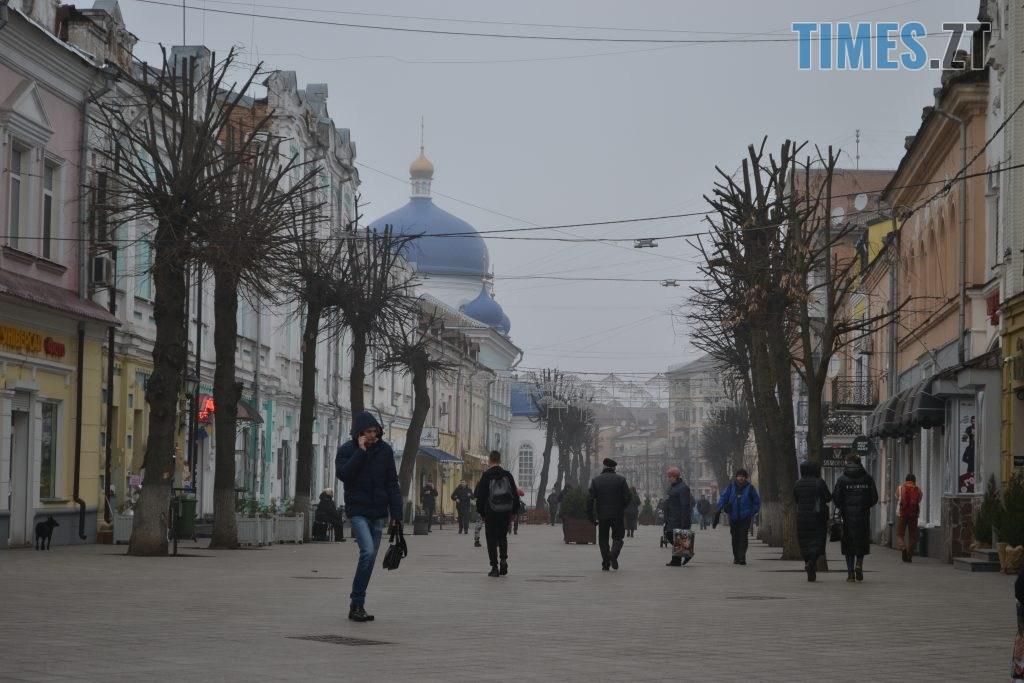 DSC 0065 1024x683 - Житомир оповив туман (ФОТО)