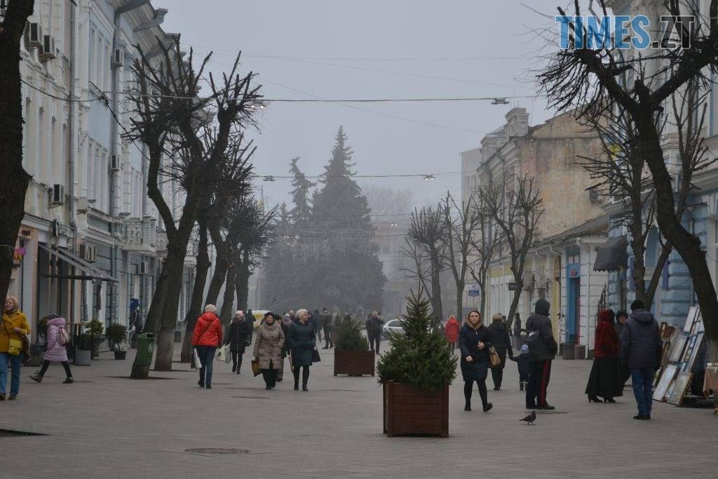 DSC 0066 1024x683 - Житомир оповив туман (ФОТО)