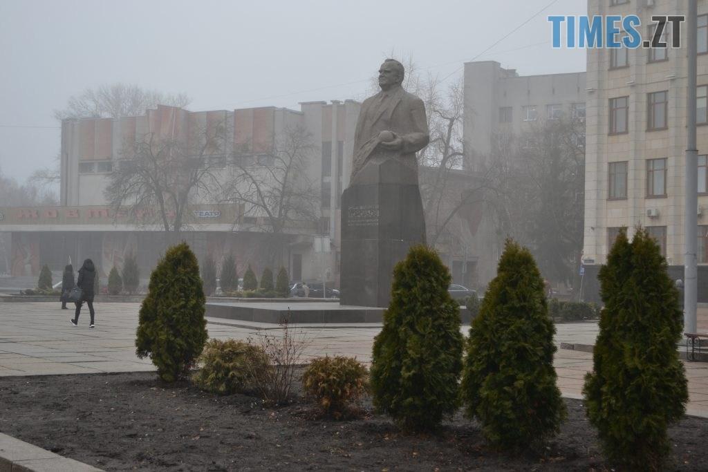 DSC 0073 1024x683 - Житомир оповив туман (ФОТО)