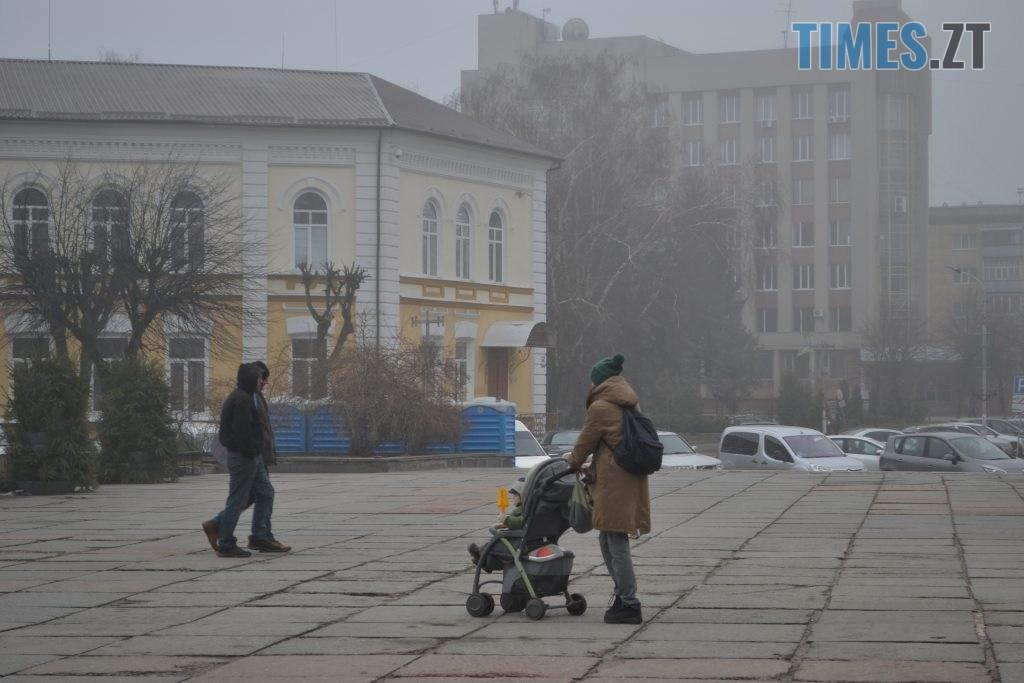DSC 0076 1024x683 - Житомир оповив туман (ФОТО)