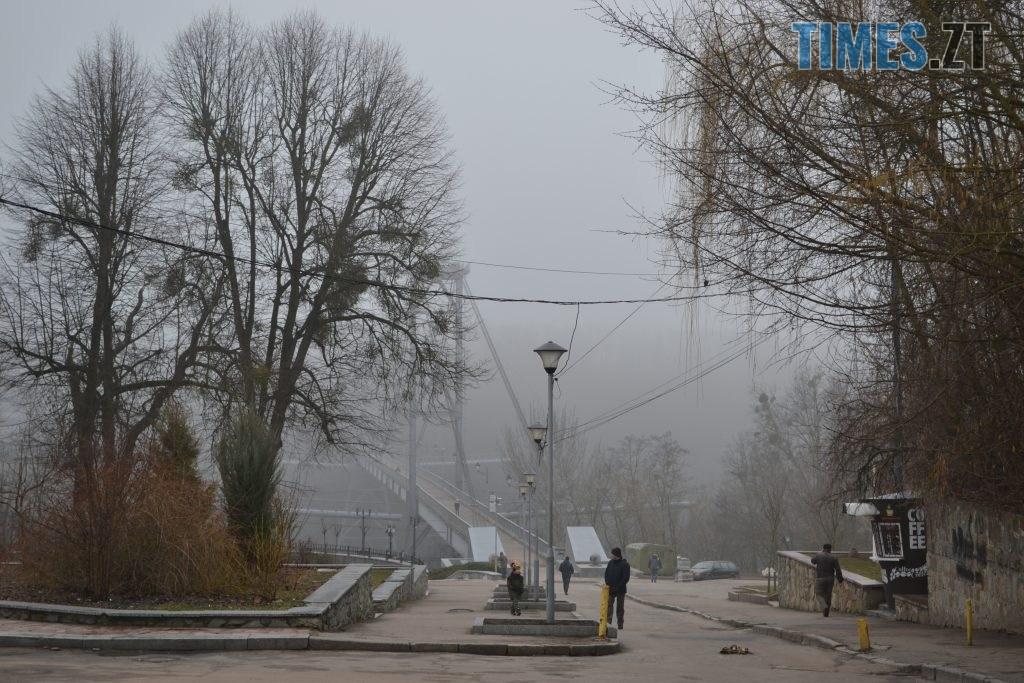 DSC 0099 1024x683 - Житомир оповив туман (ФОТО)