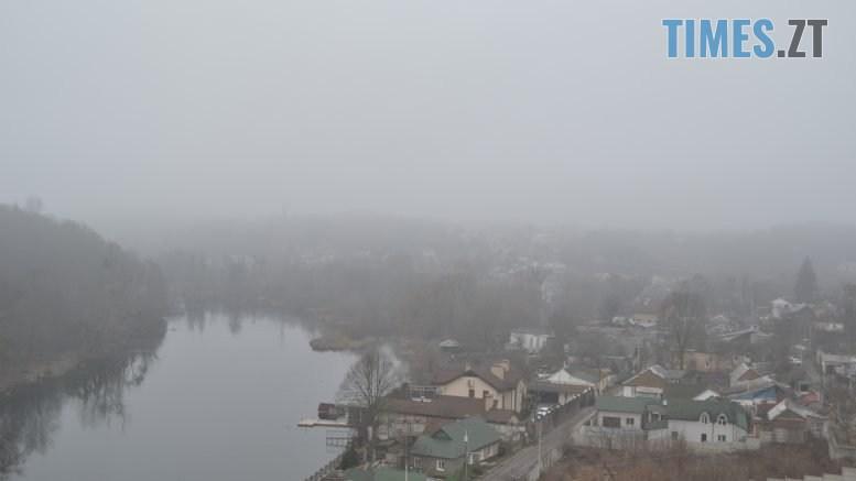DSC 0109 777x437 - Житомир оповив туман (ФОТО)