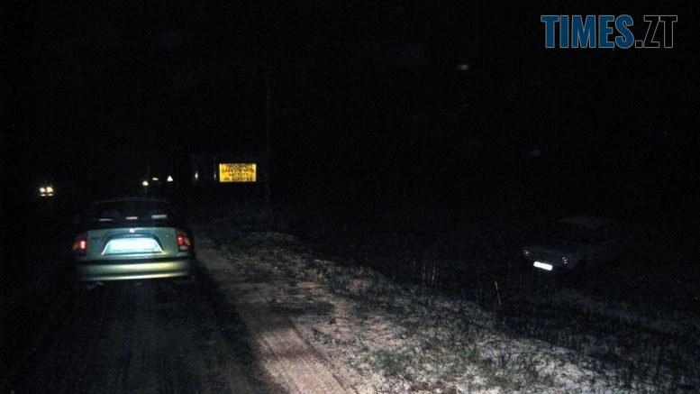 IMG 4747  777x437 - Подвійний злочин: чоловік з Олевщини потрапив у ДТП на викраденому автомобілі