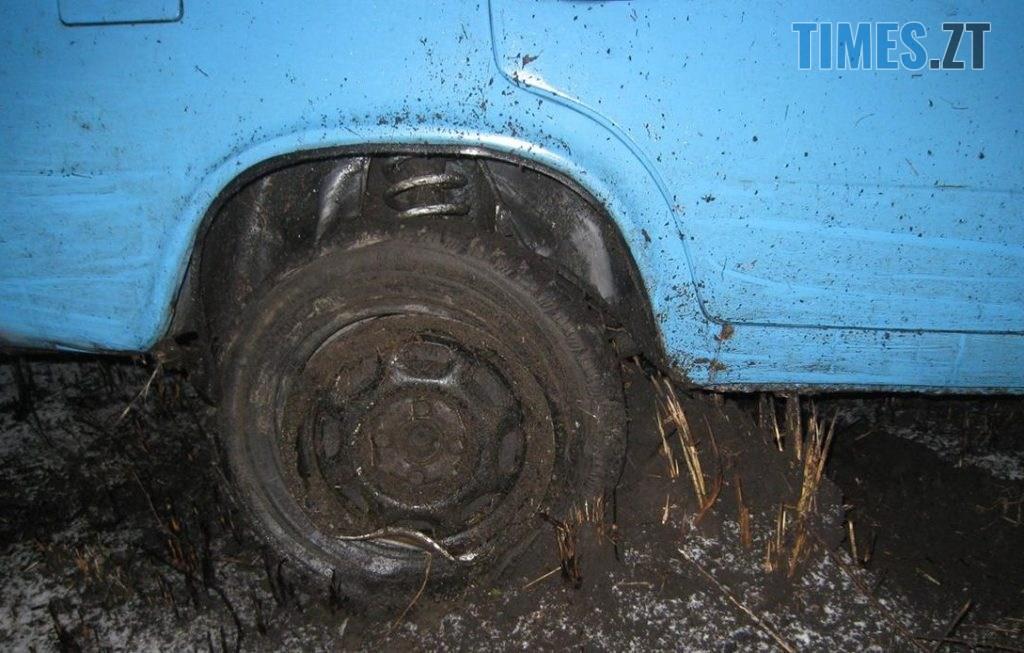 IMG 4755  1024x653 - Подвійний злочин: чоловік з Олевщини потрапив у ДТП на викраденому автомобілі