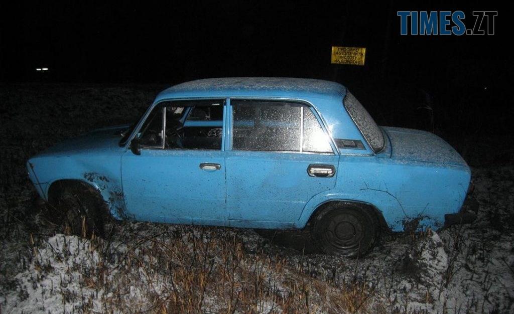 IMG 4757  1024x626 - Подвійний злочин: чоловік з Олевщини потрапив у ДТП на викраденому автомобілі