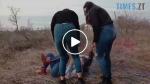 Screenshot 11 150x84 - У мережі з`явилося відео жорстокого побиття школярки на Житомирщині (ВІДЕО 18+)