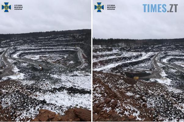 """Screenshot 3 18 - Понад 1,3 млрд збитків завдали працівники """"Укрзалізниці"""", організувавши незаконний видобуток граніту на Житомирщині (ФОТО)"""