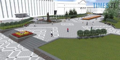 unnamed 8 - Більше 60 млн гривень  планують витратити на благоустрій центра Житомира (ФОТО)