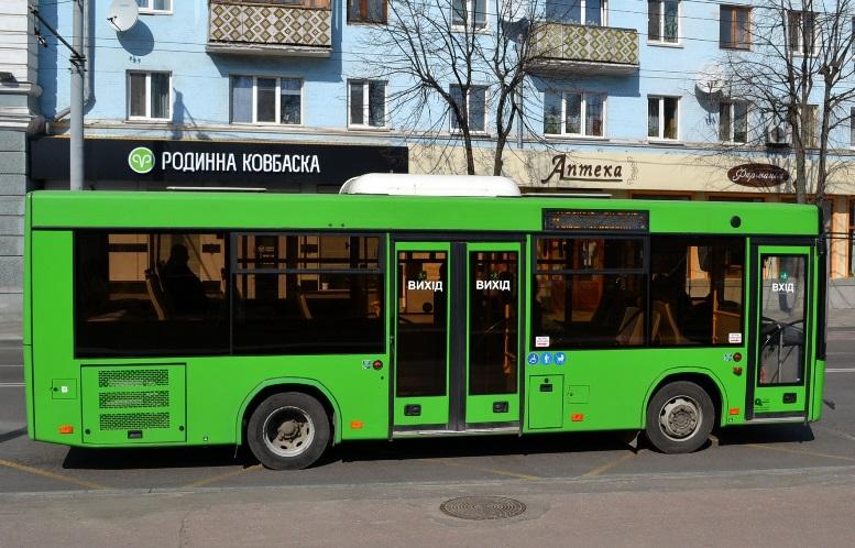 03 2 - По Житомиру їздять порожні муніципальні автобуси №4. Зате часто (ФОТО)