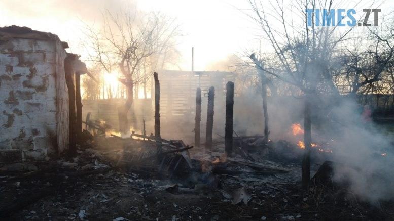 20200323 175040 777x437 - На Житомирщині через пустощі з вогнем ледь не згорів будинок багатодітної родини (ФОТО)