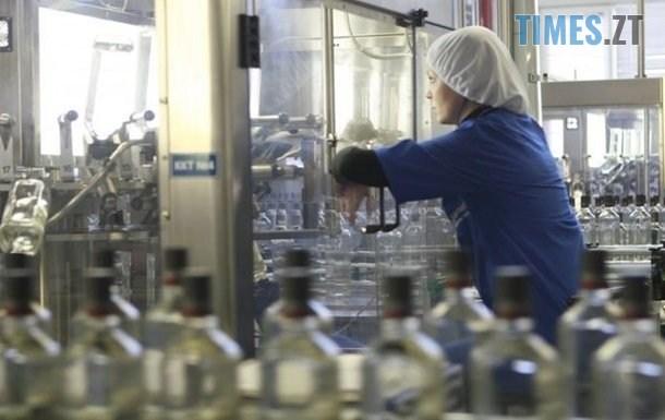 2485488 - На відміну від Житомирського лікеро-горілчаного заводу Укрспирт погодився виробляти сировину для антисептиків