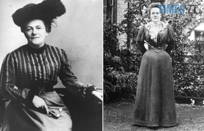 Clara Zetkin 1 - Свято 8 березня: «марш порожніх кастрюль», повії, сувеніри та вихідні для рабинь