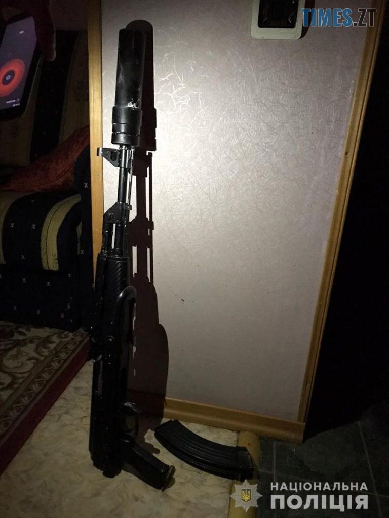 index1  1 768x1024 - У Житомирі рецидивісту, який намагався вбити поліцейського, обрали запобіжний захід