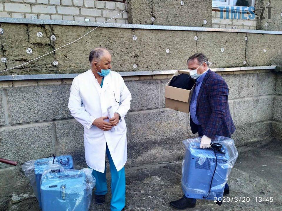 masky 2 - Бердичів на карантині: що коїться у місті
