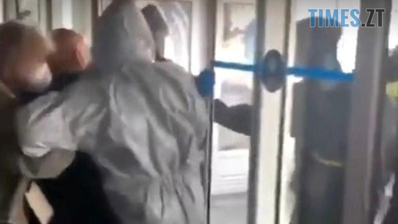 preview 8 - «Е...учая Украина!» Кордон, «закритий» Зеленським, перетинають на авто,  на поїзді – і просто проривають (ВІДЕО)