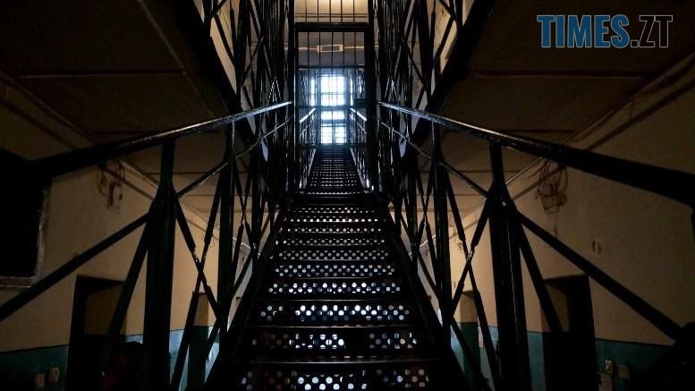 vjaznycia - Як виглядає секретна житомирська тюрма для в'язнів з коронавірусом