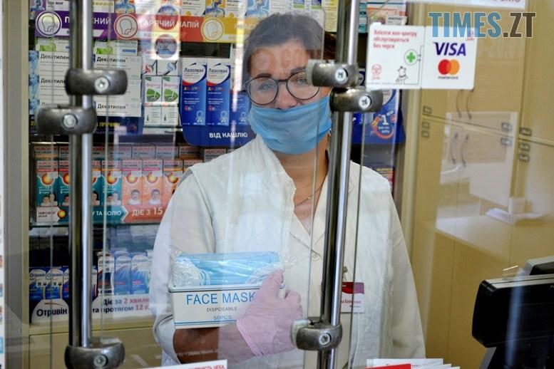 02 10 - Аптечна Варта: маски та антисептики в Житомирі є! Але є й різні нюанси (ФОТО)