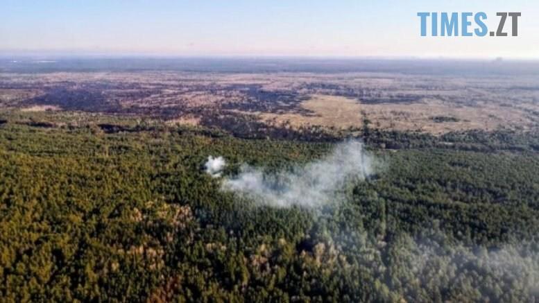 02 18 - Аваков показав диверсійні підпали у Чорнобильській зоні. Нацгвардія ловить диверсантів (ВІДЕО)