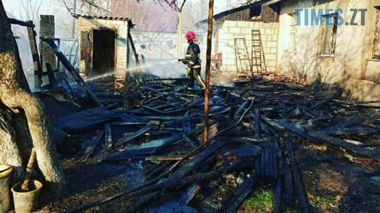 02 8 777x437 - У Коростенському районі трапилися дві пожежі в приватних домоволодіннях (ФОТО)