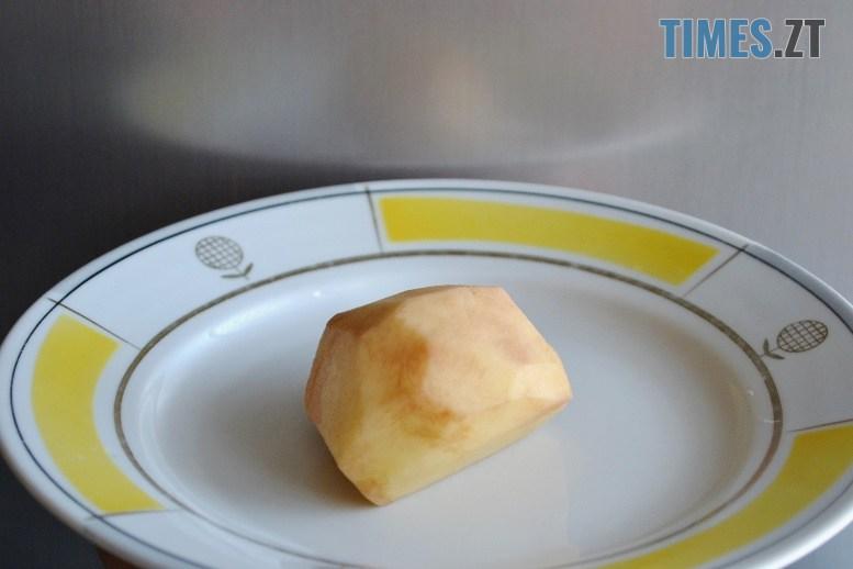 02 - Весна-2020: через «температурну гойдалку» у мешканців Житомирщини підмерзла картопля (ФОТО)