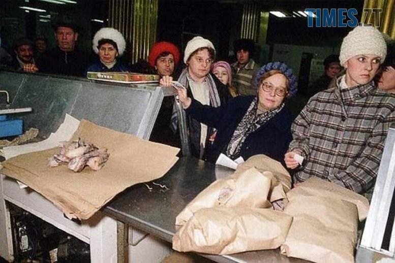 05 - Радянський дефіцит – міф. Як виглядали харчові делікатеси в СРСР (реальні ФОТО)