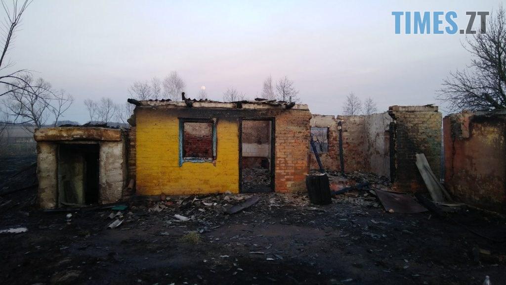 06 3 1024x576 - У Коростенському районі трапилися дві пожежі в приватних домоволодіннях (ФОТО)