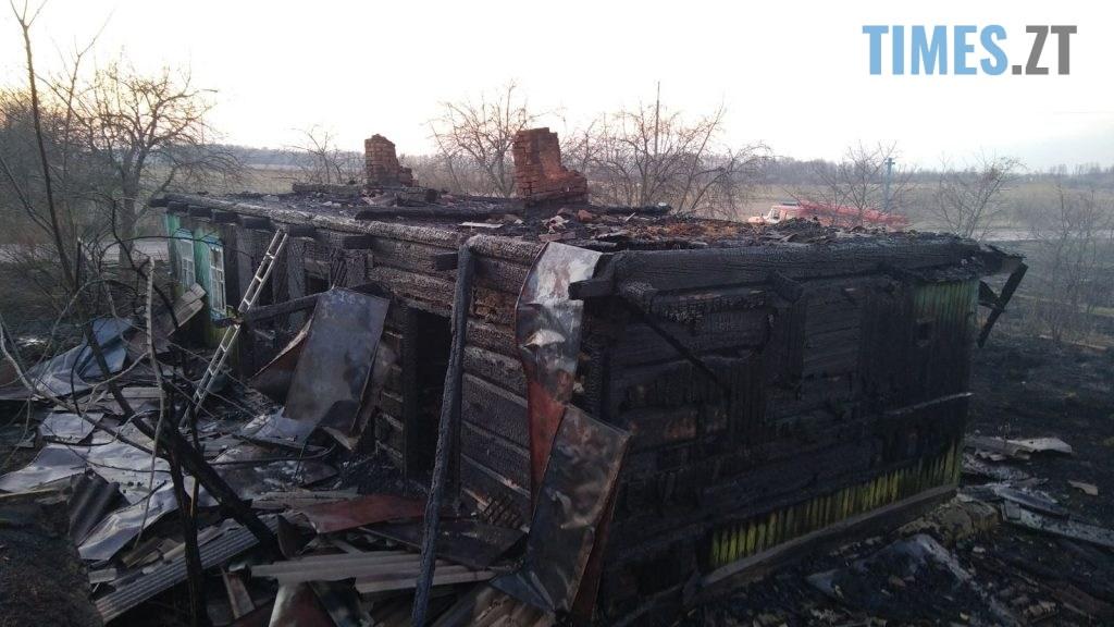 08 4 1024x576 - У Коростенському районі трапилися дві пожежі в приватних домоволодіннях (ФОТО)