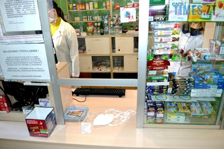08 5 - Аптечна Варта: маски та антисептики в Житомирі є! Але є й різні нюанси (ФОТО)