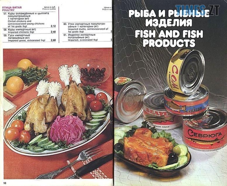 09 - Радянський дефіцит – міф. Як виглядали харчові делікатеси в СРСР (реальні ФОТО)