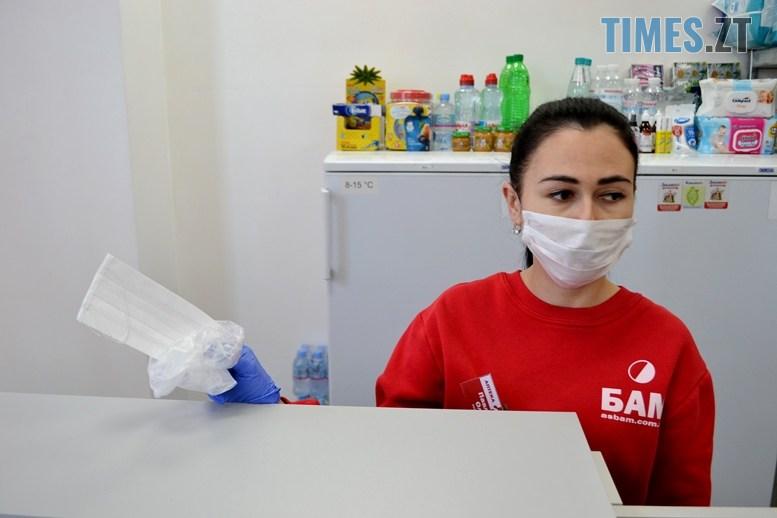 12 2 - Аптечна Варта: маски та антисептики в Житомирі є! Але є й різні нюанси (ФОТО)