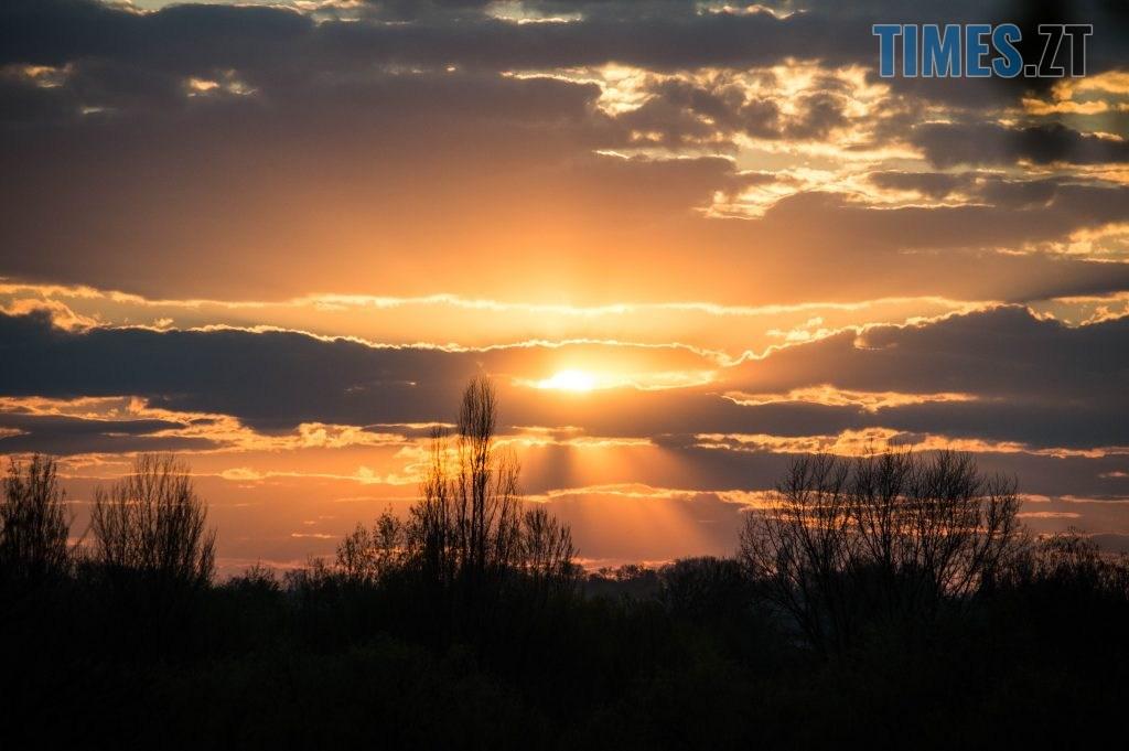 DSC 0156 1024x681 - Чому захід сонця має червоний відтінок? (ФОТО)