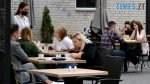01 5 150x84 - Кабмін дозволив сидіти за столиками кафе вчотирьох. Але не пояснив, як їсти і пити у масках (ФОТО)