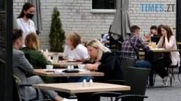 01 5 260x146 - Кабмін дозволив сидіти за столиками кафе вчотирьох. Але не пояснив, як їсти і пити у масках (ФОТО)