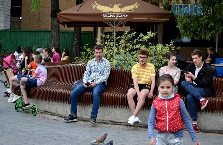 04 3 - Кабмін дозволив сидіти за столиками кафе вчотирьох. Але не пояснив, як їсти і пити у масках (ФОТО)
