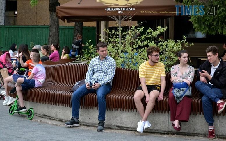 14 - Свято непослуху: житомиряни самовільно скасували масковий режим (ФОТО)
