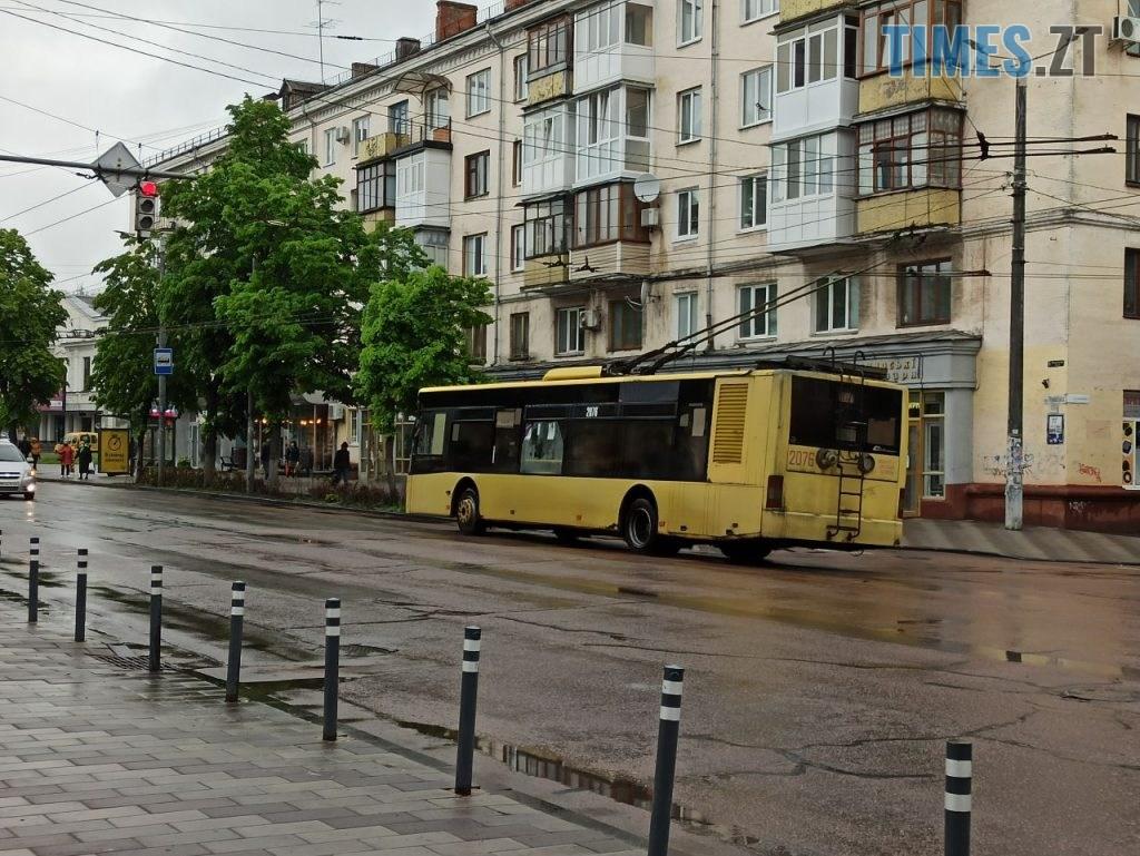 8eb86448 5ee7 455e b7ad 33cb62b7d9ec 1024x769 - Відзавтра на Житомирщині можуть відновити рух громадського транспорту