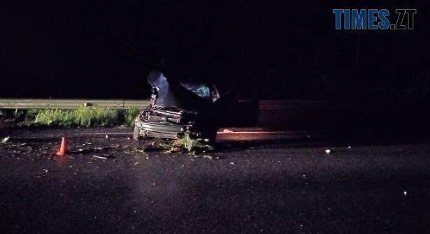 Screenshot 3 17 - На Житомирщині зіштовхнулися Renault та ГАЗ, останній перекинувся (ФОТО)