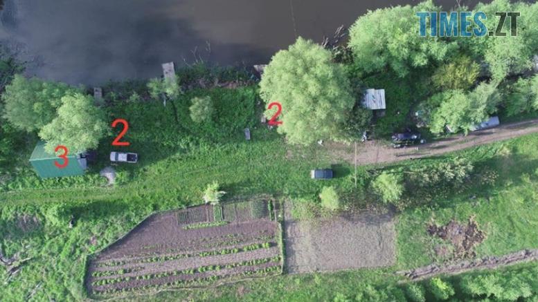 Screenshot 4 13 777x437 - З`явилося відео з місця кривавого вбивства 7-ми рибалок на Житомирщині (ВІДЕО)