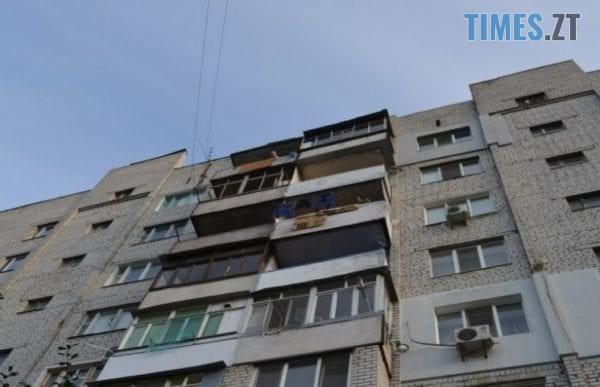 dom horod - У Бердичеві нетвереза мати 8-місячної дитини впала з балкона багатоповерхівки