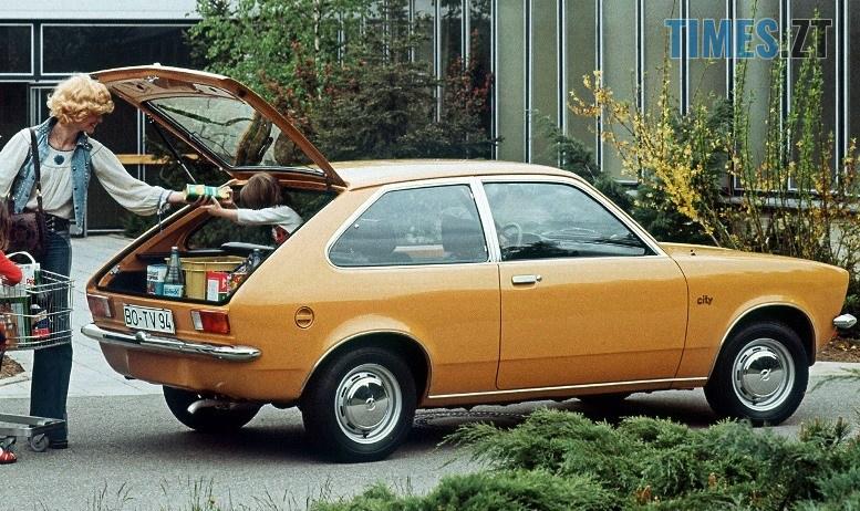 05 2 - Opel Kadett Aero: німецький «жигуль», який ламав мозок радянським школярам (ФОТО, ВІДЕО)