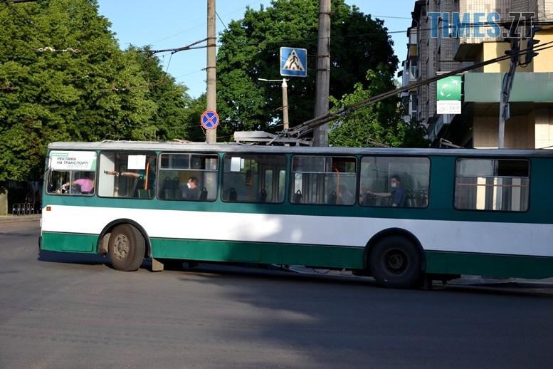 05 4 - Житомир купив нові тролейбуси – а ЖТТУ на старих їде до банкрутства… (ВІДЕО, ФОТО)