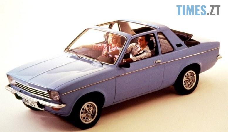 06 2 - Opel Kadett Aero: німецький «жигуль», який ламав мозок радянським школярам (ФОТО, ВІДЕО)