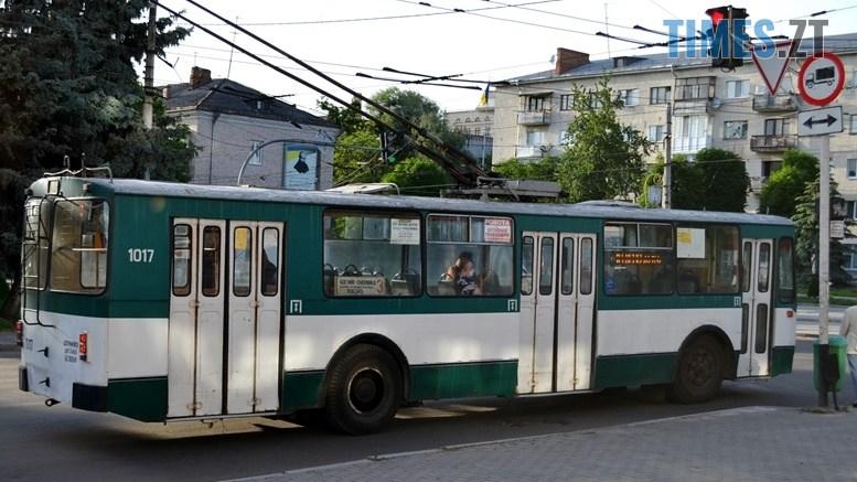 06 3 - Житомир купив нові тролейбуси – а ЖТТУ на старих їде до банкрутства… (ВІДЕО, ФОТО)