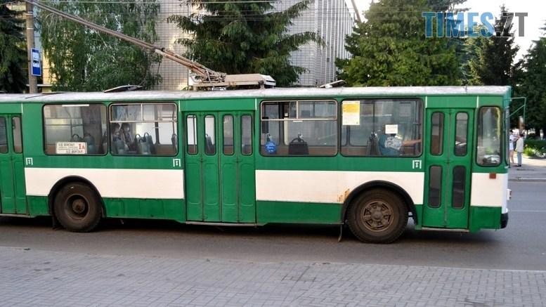 07 1 - Житомир купив нові тролейбуси – а ЖТТУ на старих їде до банкрутства… (ВІДЕО, ФОТО)